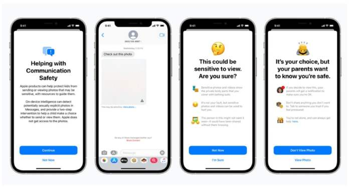 Apple wants to scan your iPhone photos for child porn content
