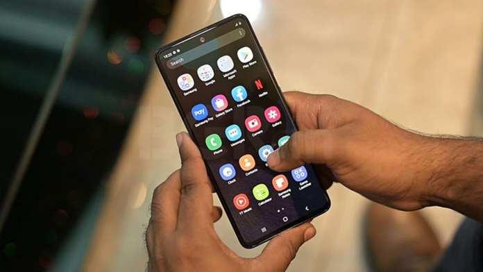 Samsung-Galaxy-A51-Apps