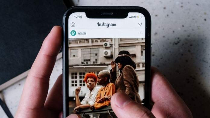 Instagram needs your birthday and if you want to keep using it, give the details
