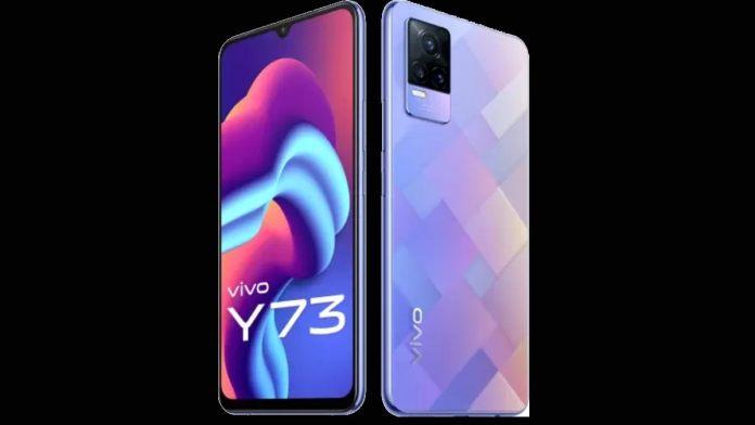 Vivo Y73 Specifications
