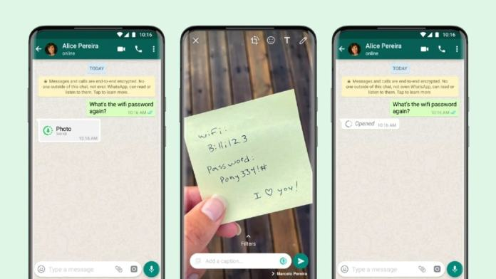 How to send disappearing photos and videos on WhatsApp in a few simple steps