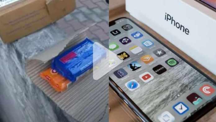 Bizarre! Flipkart customer orders iPhone 12 worth Rs 53,000 but gets a Nirma soap instead