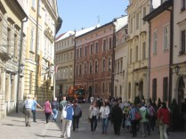 Streets of the Old Town