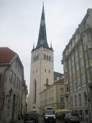 St Olaf's