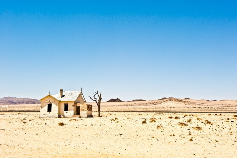 Garub Station, Namibia Landscape Photography