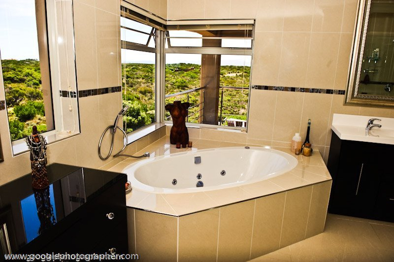 Bathroom with a View Property Photography