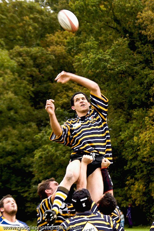 Line-out Rugby Sport Photography