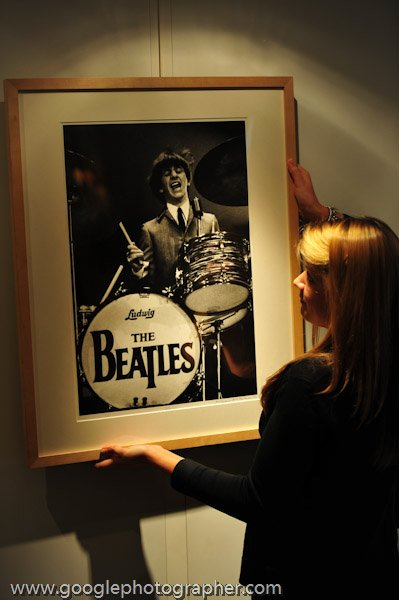 The Beatles Illuminated Art Photography