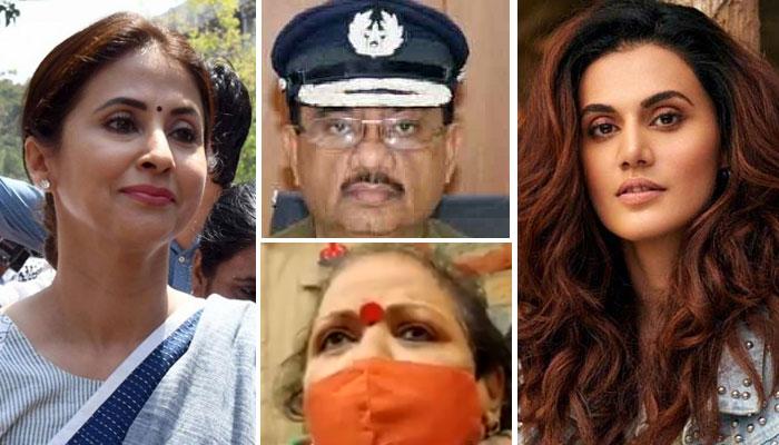 خاتون کے ریپ پر بھارتی افسر کا عمر شیخ جیسا بیان، اداکارائیں پھٹ پڑیں