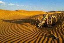 دنیا کا گرم ترین مقام: دشتِ لوط، ایران