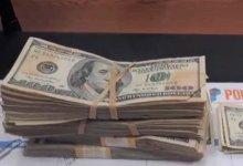 عطیہ کردہ سویٹروں میں 42 ہزار ڈالر کی رقم بھی برآمد