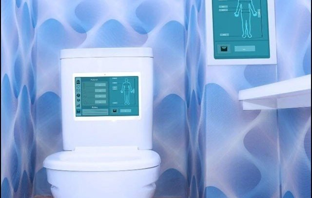 """This """"intelligent toilet"""" will also detect stomach ailments!"""