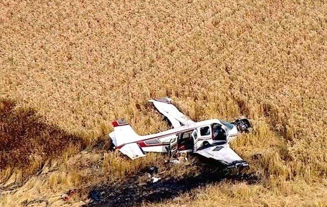 امریکا میں جہاز اُڑانے کی تربیت کے دوران طیارہ حادثہ