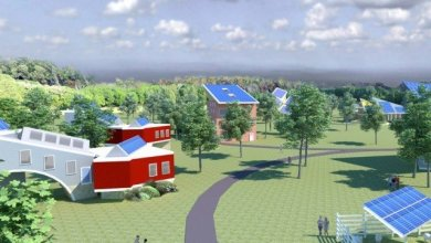 """The Ministry of IT introduced the """"Smart Village"""" scheme"""