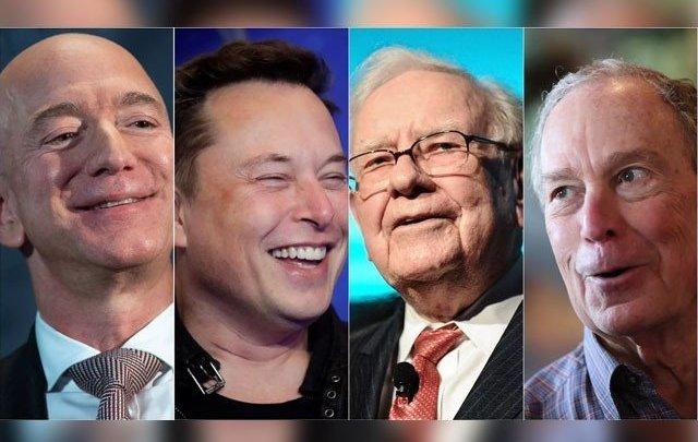 Billionaire US tax evaders!