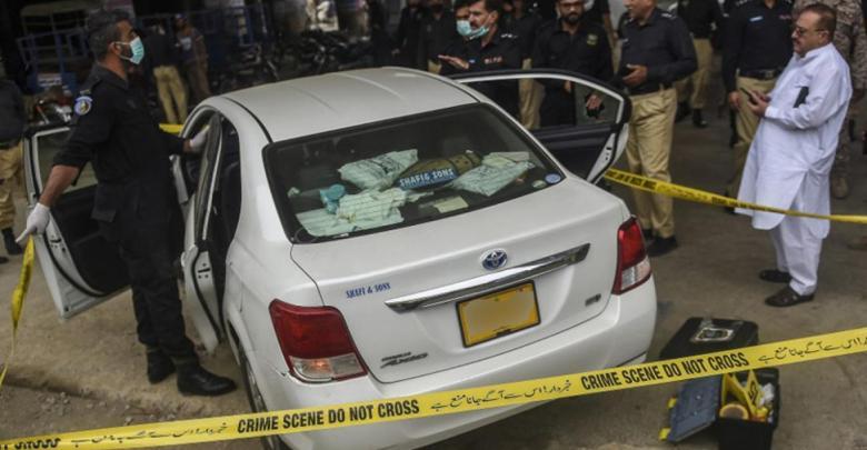 کراچی میں نامعلوم افراد کی فائرنگ، ایک چینی شہری زخمی