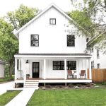 33 Best Modern Farmhouse Exterior House Plans Design Ideas Trend In 2019 (9)