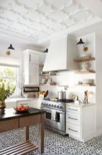 40 Best Modern Farmhouse Kitchen Decor Ideas And Design Trend In 2019 (21)