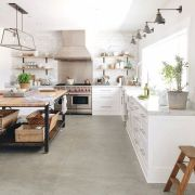 40 Best Modern Farmhouse Kitchen Decor Ideas And Design Trend In 2019 (9)