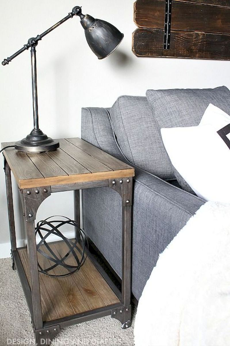 50 Awesome Industrial Farmhouse Design Ideas to Complement Your Home In 2019 (30)