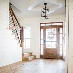 50 Best Farmhouse Entryway Design Ideas You Must Try In 2019 (6)