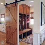 50 Stunning Farmhouse Mudroom Decor Ideas And Remodel (10)