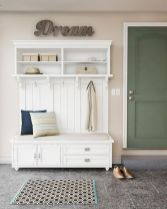 50 Stunning Farmhouse Mudroom Decor Ideas And Remodel (41)
