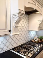 55 Fantastic Farmhouse Kitchen Backsplash Design Ideas And Decor (13)