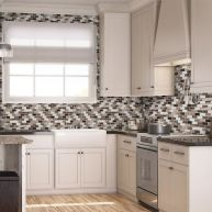 55 Fantastic Farmhouse Kitchen Backsplash Design Ideas And Decor (30)