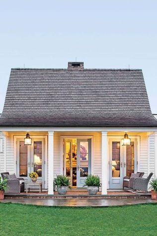 60 Adorable Farmhouse Cottage Design Ideas And Decor (33)