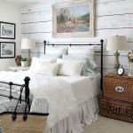 69 Best Farmhouse Bedding Decor Ideas And Remodel (1)