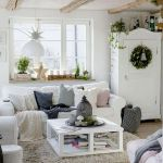 70 Best Farmhouse Living Room Decor Ideas And Remodel (45)