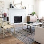 70 Best Farmhouse Living Room Decor Ideas And Remodel (6)