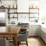 77 Best Farmhouse Kitchen Decor Ideas And Remodel (7)