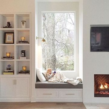 60 Best Window Seat Design Ideas (28)