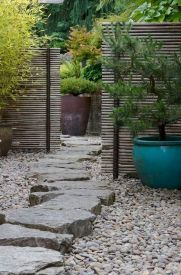 80 Wonderful Side Yard And Backyard Japanese Garden Design Ideas (48)
