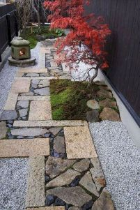 80 Wonderful Side Yard And Backyard Japanese Garden Design Ideas (5)