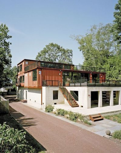 35 Stunning Container House Plans Design Ideas (3)