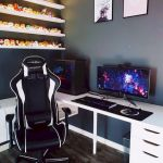 45 Fantastic Computer Gaming Room Decor Ideas and Design (1)