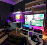 45 Fantastic Computer Gaming Room Decor Ideas and Design (13)