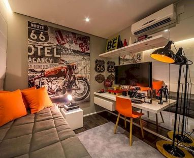 45 Fantastic Computer Gaming Room Decor Ideas and Design (31)