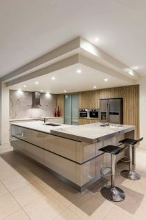 45 Stunning Modern Dream Kitchen Design Ideas And Decor (19)