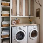 55 Gorgeous Laundry Room Design Ideas and Decorations (10)