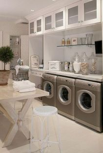 55 Gorgeous Laundry Room Design Ideas and Decorations (18)