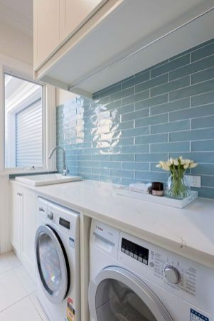 55 Gorgeous Laundry Room Design Ideas and Decorations (26)