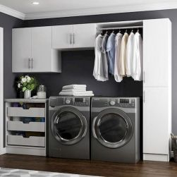 55 Gorgeous Laundry Room Design Ideas and Decorations (28)