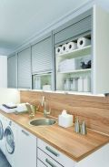 55 Gorgeous Laundry Room Design Ideas and Decorations (44)