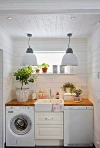 55 Gorgeous Laundry Room Design Ideas and Decorations (5)