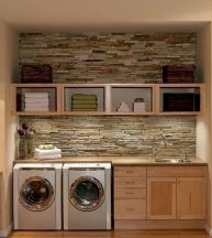 55 Gorgeous Laundry Room Design Ideas and Decorations (9)