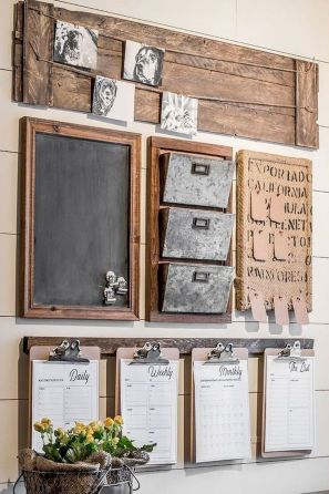 65 Wonderful DIY Rustic Home Decor Ideas (26)